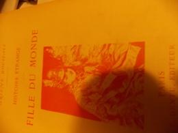 ARSENE HOUSSAYE HISTOIRE  ETRANGE    Paris, Dentu, 1876. . Reliure TOILE. DEDICACES SIGNE - Books, Magazines, Comics