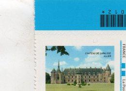 Timbre- Château De LAPALISSE-( 03)- Montimbreàmoi- - France