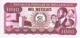 Mozambique 1000 Meticais (1980)  Pick 128 UNC - Mozambique