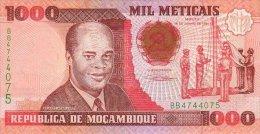 Mozambique 1000 Meticais (1991)  Pick 135 UNC - Mozambique