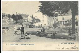 6 Saint Leger Entree Du Village Ed: Victor Caên Arlon - Saint-Léger