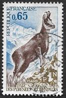 FRANCE  1971  -  Y&T 1675   -    Isard   -  Oblitéré - France