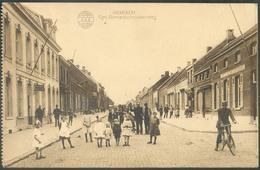 C.V. De HEMIXEM Sint-Bernardischesteenweg + Animatie Fiets 13556 - Hemiksem