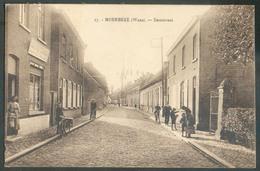 C.V. De MOERBEKE-WAES - DAMSTRAAT (ca. 1922) - 13558 - Moerbeke-Waas