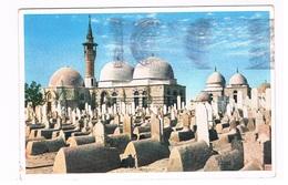 ASIA-1191   DAMASCUS : Cemetery Makbaret Bab Es-Saghir And Teh Grave Of Fatima - Syria