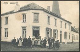 C.V. De ROOSBEEK (café IN DE SLEUTEL J. CERISE - HERBERG) (ca.1910)  - 13559 - Boutersem