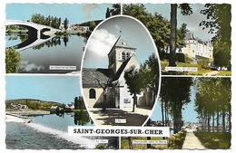 SAINT GEORGES SUR CHER - Multivues - France