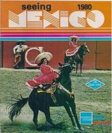 MEXICO - DÉPLIANT TOURISTIQUE (1980) - Exploration/Travel