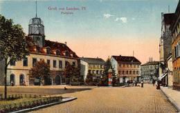 Landau Post Jumelage Haguenau Ribeauvillé - Landau
