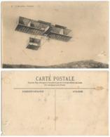 . Aereo Airplane Avion Paulhan Aviation Pioneers - Unused Pcard From The 10's - ....-1914: Precursori