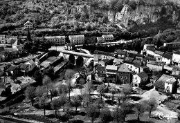 VERS - Vue Aérienne - Le Pont Et Route De Cabrerets - Sin Clasificación