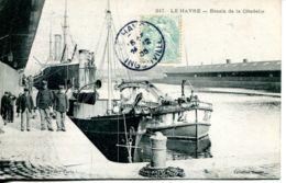 N°68457 -cpa Le Havre -bassin De La Citadelle- - Le Havre