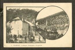 CP-Villefort - Le Bosquet - Gendarmerie - Vue Générale - Villefort