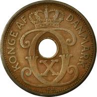 Monnaie, Danemark, Christian X, 2 Öre, 1928, Copenhagen, TTB, Bronze, KM:827.2 - Danemark