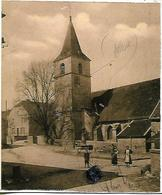 Photo  Originale 12 X 9.5 Cm / 52 Haute Marne / Eglise De POULANGY - Lieux