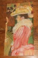 Toulouse Lautrec. Inauguration.Exposition. 1992. - Faire-part