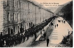 1 CPA  GIVET ECRITE EN 1919  VOIR LA DESCRIPTION ET LES SCANS RECTO VERSO - Nîmes