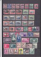 SWA SUD OUEST AFRICAIN LOT Oblitéré - Afrique Du Sud-Ouest (1923-1990)