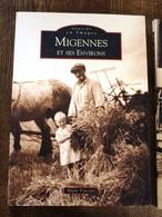 3 Livre Sur Migennes En Carte Postale Yonne - Livres