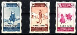 Cabo Juby Nº 85/87 En Nuevo - Cabo Juby