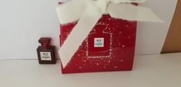 MINIATURE PARFUM  CHANEL N°5 ROUGE  NOUVEAUTE 2018  NEUF  COFFRET - Miniatures Womens' Fragrances (in Box)