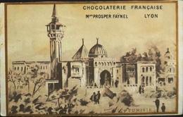 Chromo & Image Tour Doré > - Chocolaterie Française Mr Prosper FAYNEL - TUNISIE - En B. état - Altri