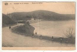 Barrage De La Gileppe - Route De Jalhay - Legia 27 - 1922 - Gileppe (Barrage)
