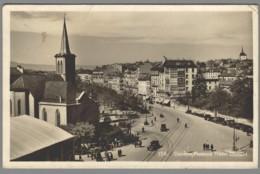 CPSM Suisse - Genève - Avenue Henri Dunant - GE Ginevra