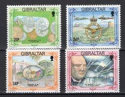GIBRALTAR - 1993 Anniversaries   M589 - Gibraltar