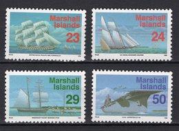 MARSHALL ISLANDS - 1993 Ships  M593 - Marshall