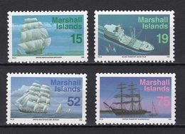 MARSHALL ISLANDS - 1993 SHIPS  M598 - Marshall
