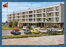 GABON LIBREVILLE HOTEL LA GAMBA UNUSED - Gabon