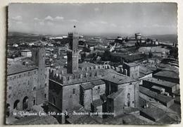 VOLTERRA - SCORCIO PANORAMICO- VIAGGIATA FG - Pisa