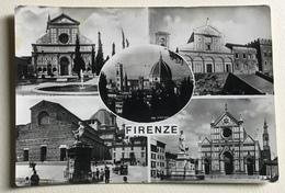 FIRENZE - 4 CHIESE E DUOMO AL CENTRO - NN VIAGGIATA FG - Firenze