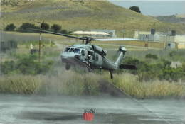 Elicottero MH-60S Sikorsky UH-60 Black Hawk Hélicoptère - Elicotteri