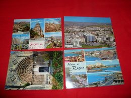 Lotto 4 Cartoline Ragusa Sicilia - Ragusa