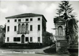 PONTECASALE  CANDIANA  PADOVA  Villa Renier-Cavalli  Villa Veneta - Padova