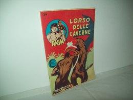 """Akim Gigante (Tomasina 1968 """"V° Serie""""  N. 24 - Books, Magazines, Comics"""