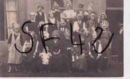 SAINT ROMAIN LE PUY       CARTE PHOTO  SOUVENIR DU CONSEIL DE REVISION DE CHARLES GRANOTIER  1923 - France