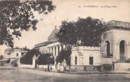 Inde Française - Divers / 103 - Pondichery - Le Collège Calvé - Belle Oblitération - India