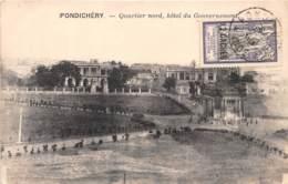 Inde Française - Divers / 110 - Pondichery - Hôtel Du Gouvernement - Belle Oblitération - India