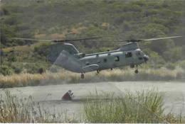 Elicottero Boeing Vertol CH-46 Sea Knight Hélicoptère 1/2 - Elicotteri