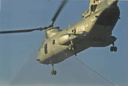 Elicottero Boeing Vertol CH-46 Sea Knight Hélicoptère USMC - Elicotteri