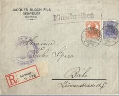 Allemagne Lettre Affranchie - Allemagne