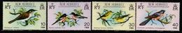 Nouvelles Hébrides - N°579/82 ** (1979) Oiseaux - Nuevos