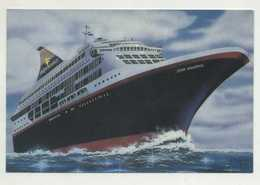 """ STAR AQUARIUS "" - Star Cruise   (2 Scans ) - Dampfer"