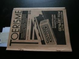 Toerisme 6 (16 Maart 1932) : Everbeek, Spitsbergen, Turnhout, Amsterdam, Derolez - Revues & Journaux