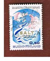 FINLANDIA (FINLAND) -  SG 776  -    1970   SALT TALKS       -   USED ° - Finlandia
