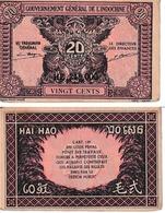 Indochine 20 Cents - Indochina