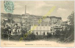 37. ROCHECORBON . Lanterne Et Rochers . - France